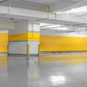 کف سازی پارکینگ